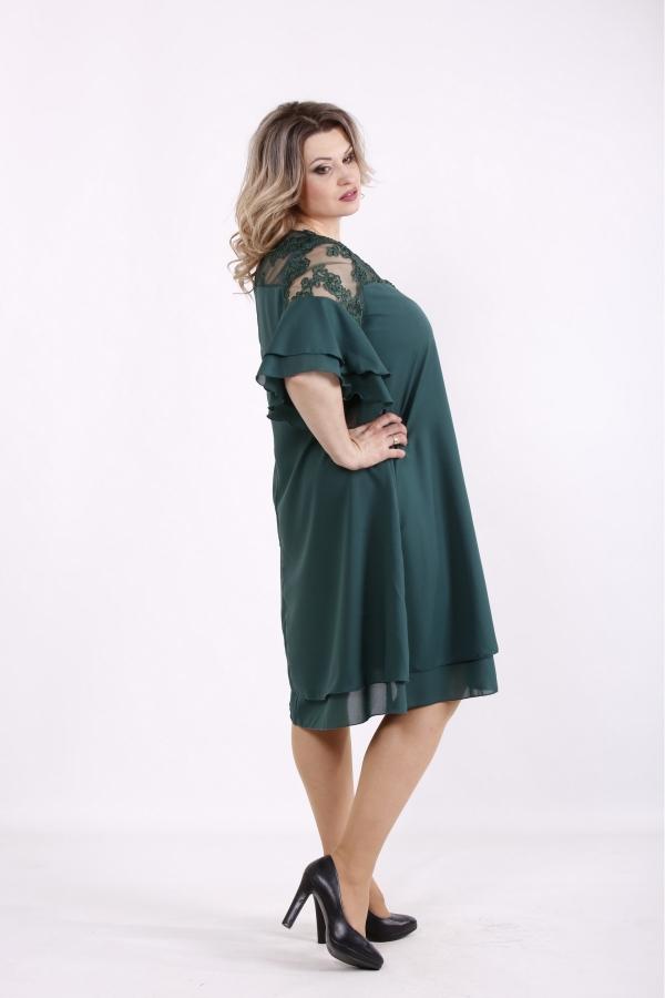 Spoločenské šaty pre moletky 01439-3 (120-106-128)