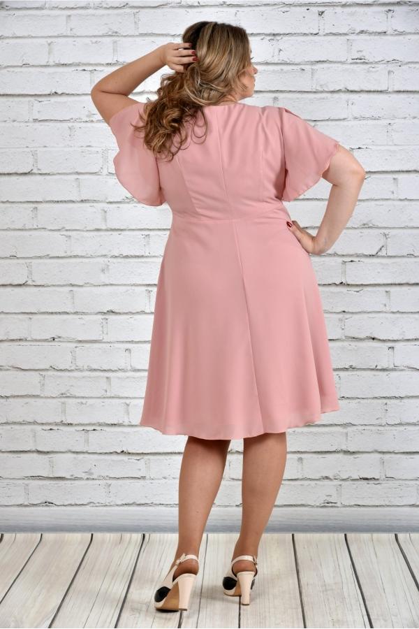 Spoločenské šaty pre moletky 0283-2 (111-93-118)